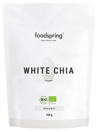 White Chia Seeds The fitness superfood