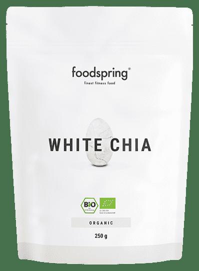 foodspring Chia Samen weiß