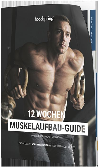 Muskelaufbau-Guide