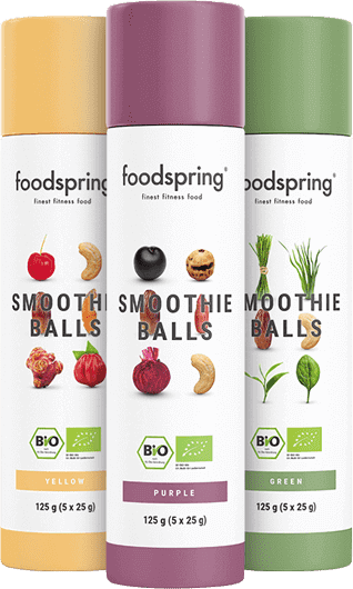 Smoothie Balls Je 30-seconden-smoothie.
