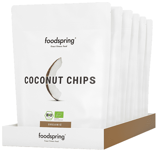 Coconut Chips 6-Pack The healthy snack straight from the tropics