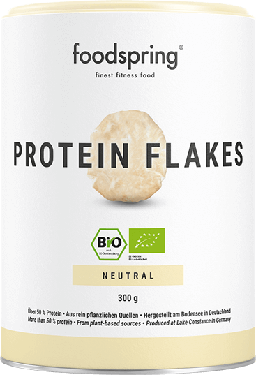 Protein Flakes The ultimate protein kick from Lake Constance.