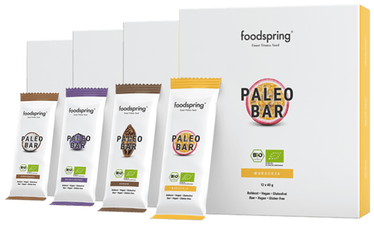 Paleo Bar 12 Pack The way every fruit bar should be