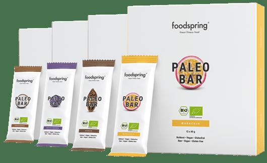 Paleo Bar 12er-Paket So, wie jeder Fruchtriegel sein sollte