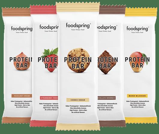 Protein Bar Une nouvelle recette, pour plus de saveurs.