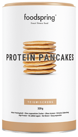 Protein Pancakes You won't find a breakfast with more protein.