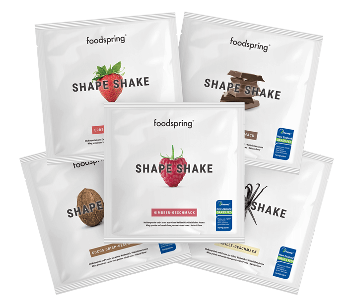 Shape Shake To Go 5-Pakket