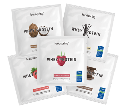 Whey Proteïne To Go 5-pakket Whey formule voor optimale spieropbouw