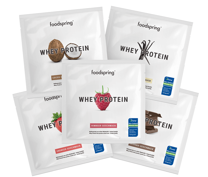 Whey Protein To Go Mix 5-pack