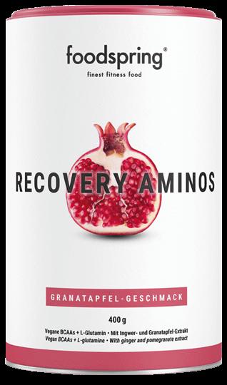 Recovery Aminos Granaatappelsmaak