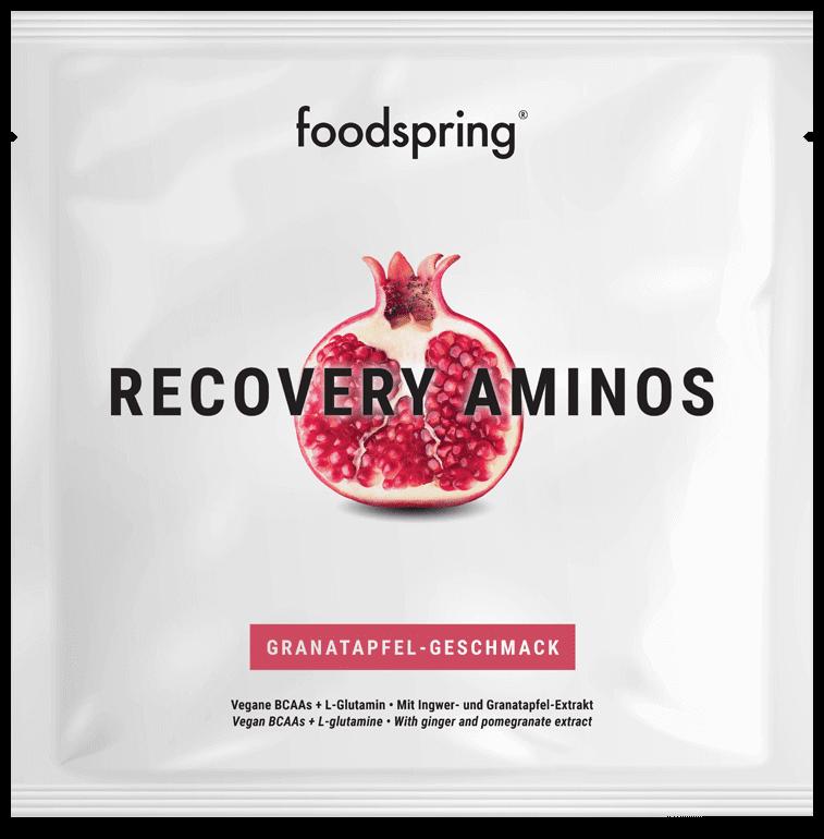 Recovery Aminos à emporter