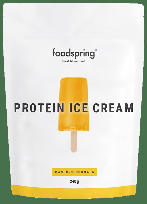 Protein Ice Cream Strawberry Flavour