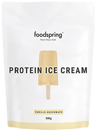 Protein Ice Cream Vanille-Geschmack