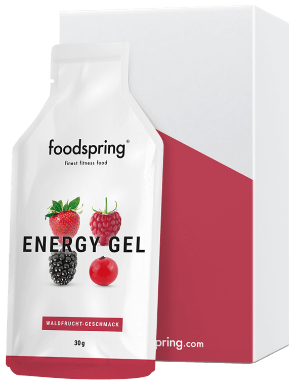Energy Gel Pack de 12