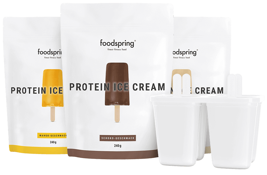 Protein Ice Cream-Pack