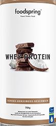 Protéine Whey Chocolat - Noix de coco