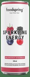 Sparkling Energy Water Waldbeeren-Geschmack