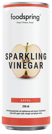 Sparkling Vinegar Water Saveur pomme