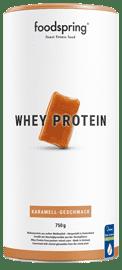 Proteína whey de caramelo