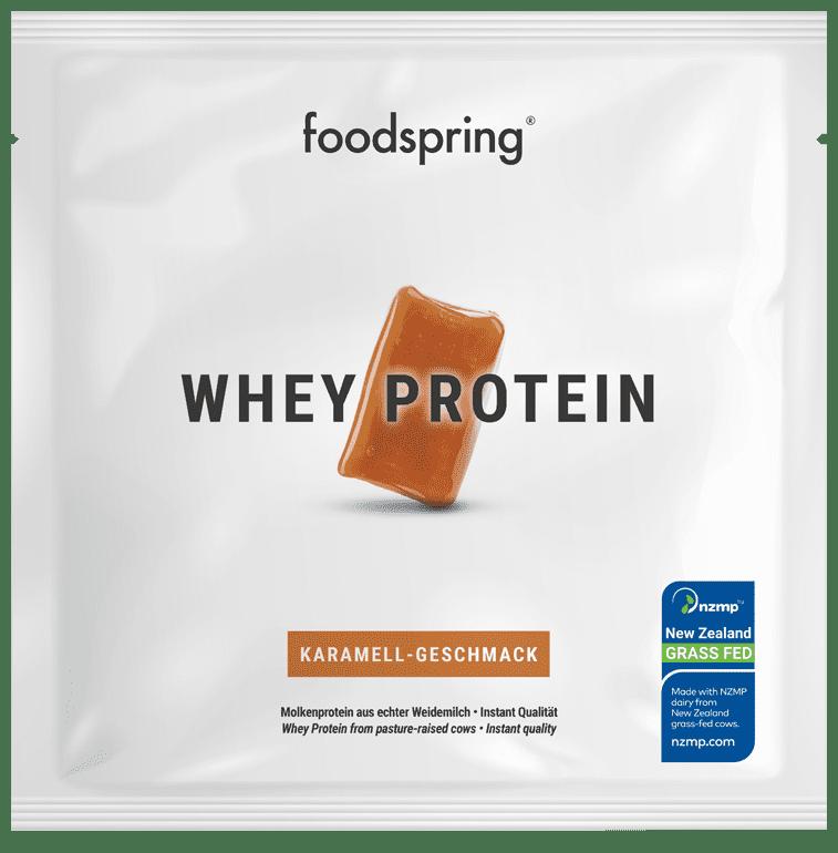 Whey Protein To Go 15er Paket Cocos-Crisp-Geschmack