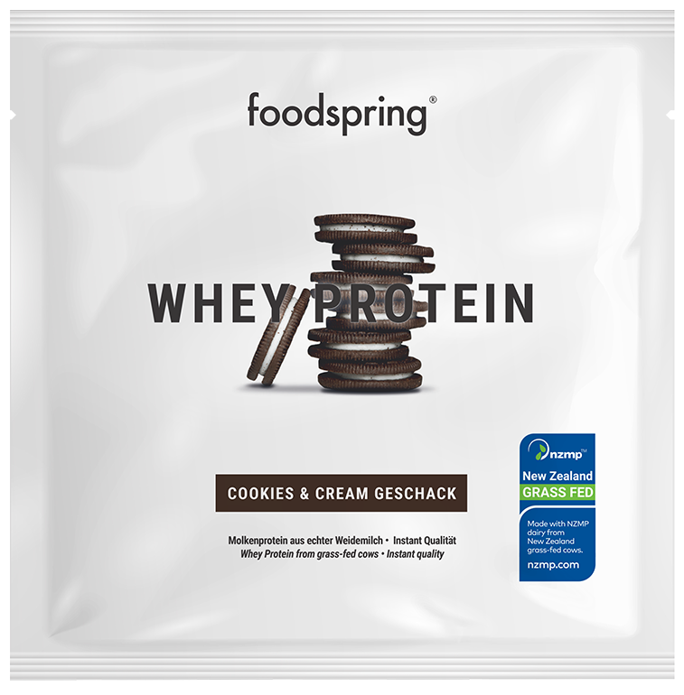 Whey Protein provportion