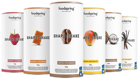 Shape Shake Your fitness-friendly milkshake