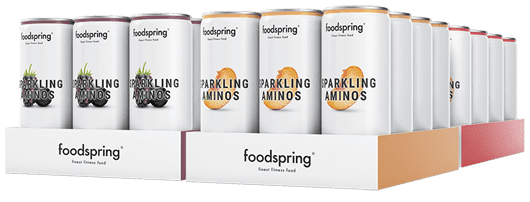 Sparkling Aminos 12 Pack Instant power before your workout