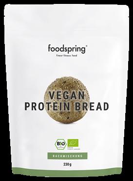 Pane Proteico Vegano Probabilmente il Pane Proteico Vegano più gustoso.