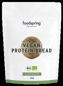 Veganskt proteinbröd