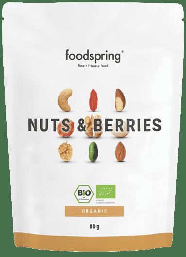 Nuts & Berries Uitstekende noten & bessen