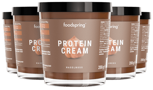 Protein Cream 5 Pack Chocolate spread with 85% less sugar