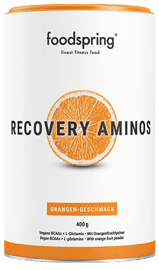 Recovery Aminos saveur orange