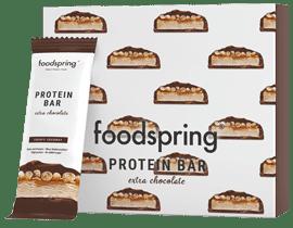 Protein Bar Extra Chocolate 12-Paket