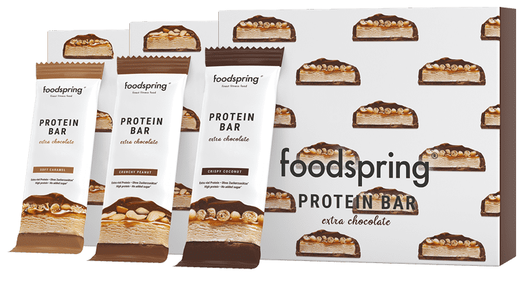 Extra Chocolate Protein Bar 12-pack Real chocolate bar. But 90% less sugar.