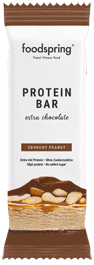 Protein Bar Extra Chocolate Crunchy Peanut
