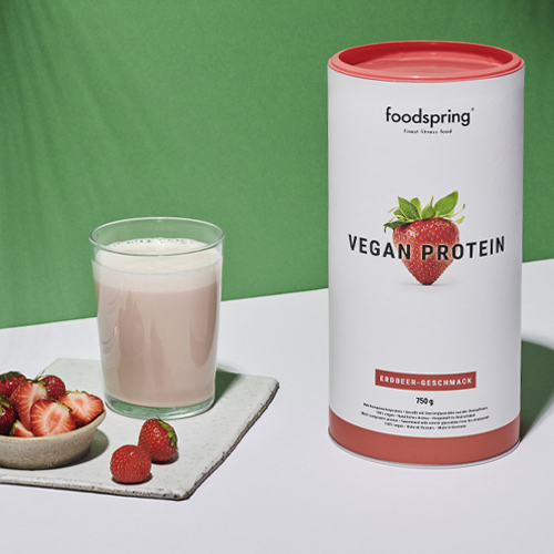Vegan Protein Strawberry