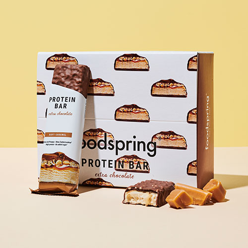 Protein Bar Extra Chocolate 12-Paket