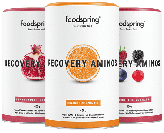 Recovery Aminos The drink that brings your muscles back to life.