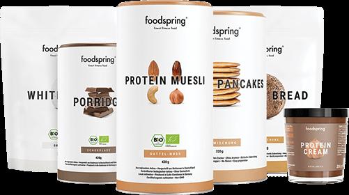 Pack Súper Desayuno Desayuna para ponerte en forma