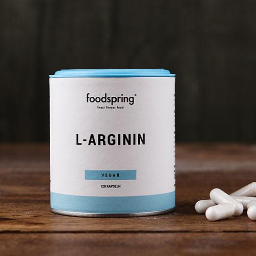 L-Arginin Dose