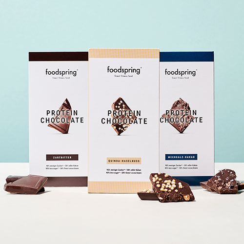 Protein Chocolate 6er Paket Mix