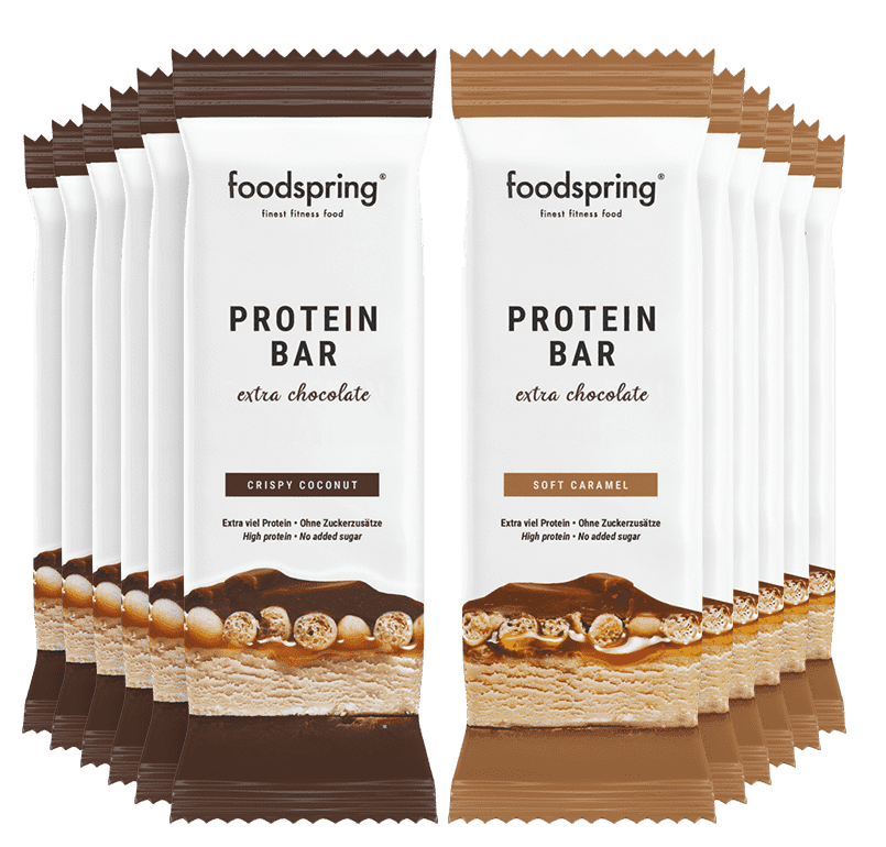 Protein Bar Extra Chocolate 12 Pack Duo The no-guilt chocolate bar