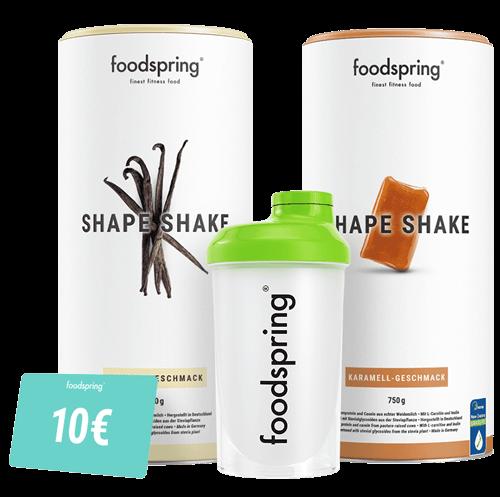 Shape Shake Pack – Edición limitada Tan bueno que uno no es suficiente