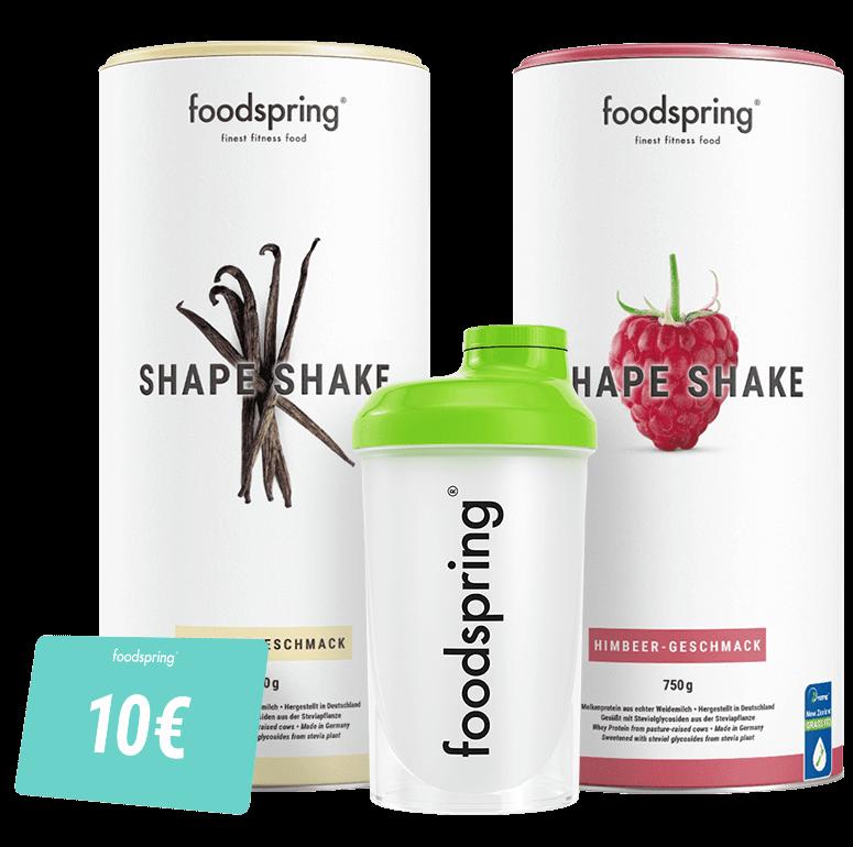 Pack Shape Shake - Édition Limitée