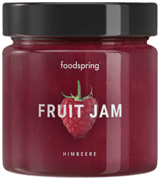Fruit Jam Himbeere