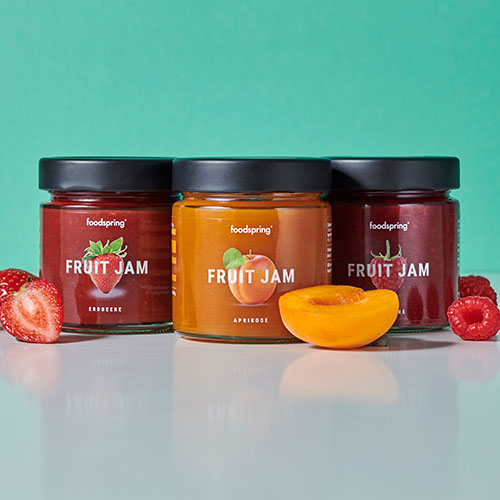 Fruit Jam 6er Paket Mix