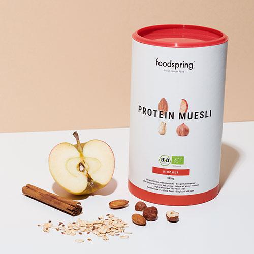 Protein Bircher Müsli
