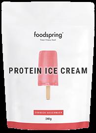 Protein Ice Cream Erdbeer-Geschmack