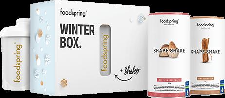 Winter Box Shape