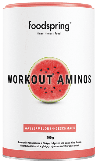 Workout Aminos Pour tenir la distance pendant ton workout.